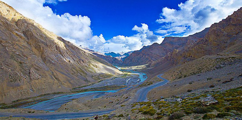Manali to Leh highway, Manali to Leh road trip, Best Road Trips in India, Tata Motors