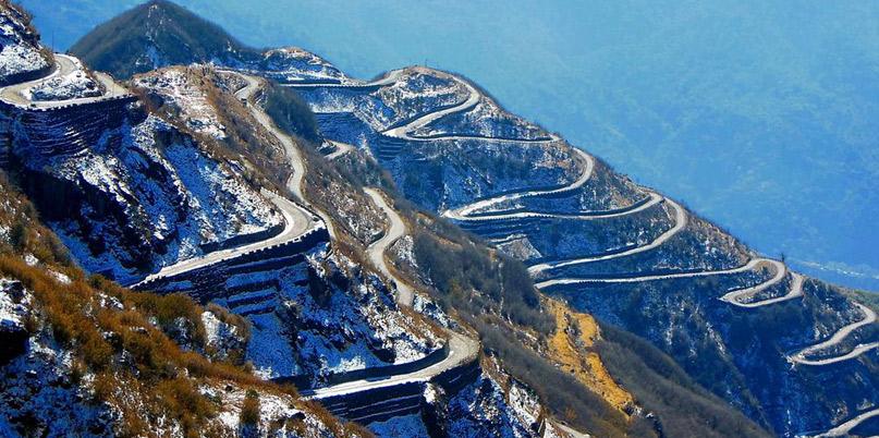 Gangtok to Zuluk, Gangtok to Zuluk road trip, Old Silk route, Best Road Trips in India, Tata Motors