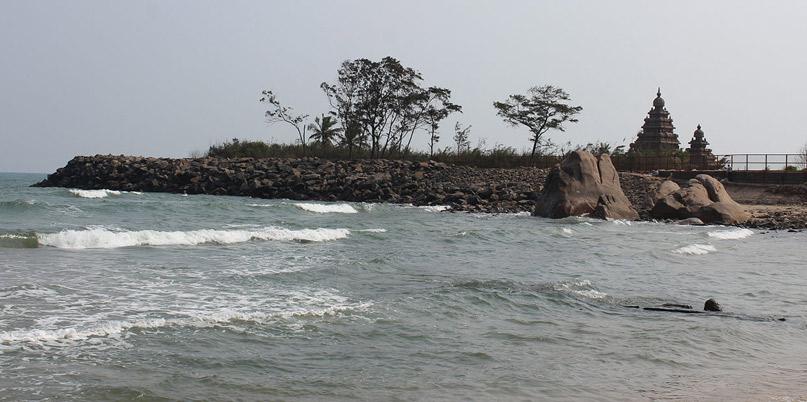 Mahabalipuram Shore Temple, Chennai to Puducherry road trip, East Coast road, Best Road Trips in India, Tata Motors