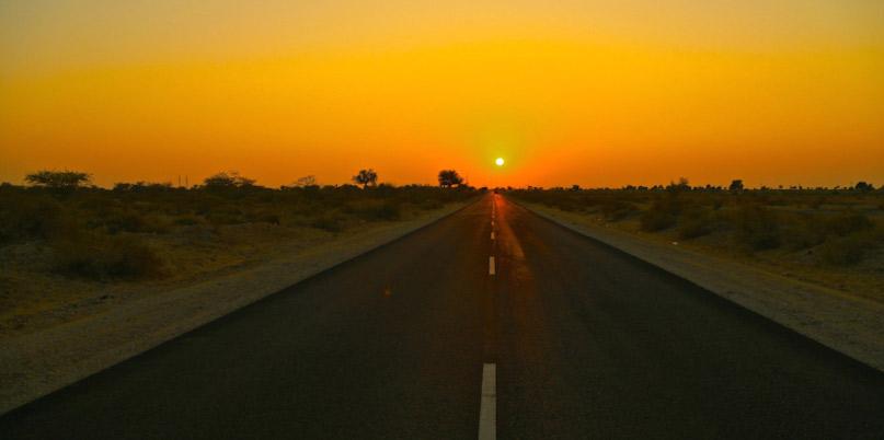 Jaipur to Jaisalmer road trip, Thar Desert, Rajasthan, Best Road Trips in India, Tata Motors