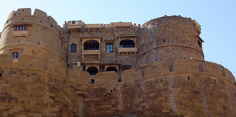 Jaisalmer fort, Jaipur to Jaisalmer road trip, Rajasthan, Best Road Trips in India, Tata Motors