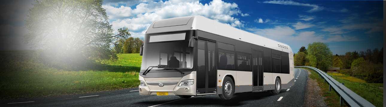 Slider 41 Hybrid & Electric buses