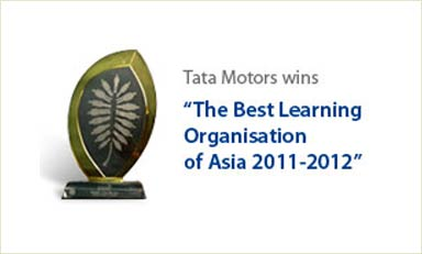 Best Learning Organization of Asia (2011-12)