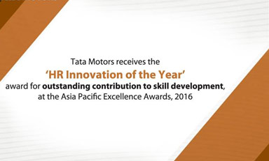 Tata Motors goes big on its contribution to the 'Skill India Mission'