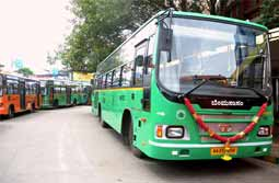 Tata Motors delivers 30 Buses to Bengaluru Metropolitan Transport Corporation