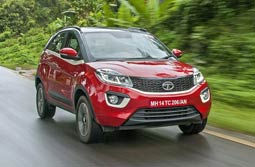 2017 Tata Nexon review, test drive