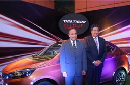 Tata Motors brings a new era of Style with Tata TIGOR in Nepal