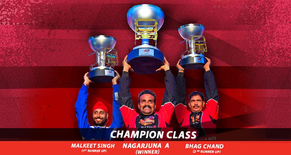 2017 – Champion Class