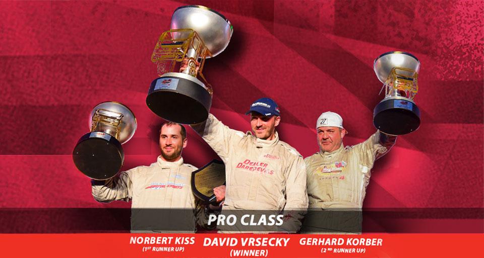 2017 – Pro Class