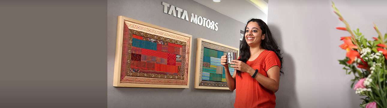 Life at Tata Motors Banner
