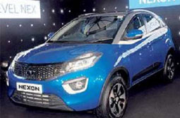 Tata cars strikes a chord with GenNext