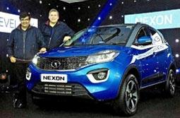 Tata Motors makes the con-Nexon with compact SUV market
