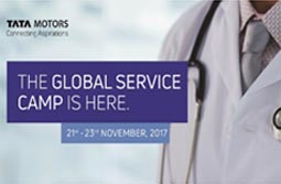 The 2nd edition of Tata Motors Global Service Camp to cover over 25,000 customers across 900 touchpoints in over 40 countries