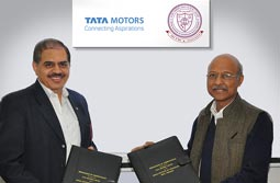 Tata Motors collaborates with Indian Institute of Technology (B.H.U.), Varanasi, for partnership in education and research programs