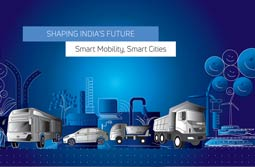 Explore Tata Motors' Smart Mobility for Smart Cities  @ Autoexpo – The Motor Show 2018