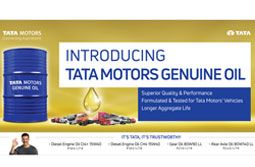 Tata Motors bets big on Genuine Oil for Commercial Vehicles range